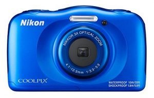 Nikon Coolpix W100 - Cámara digital compacta