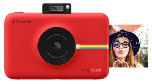Polaroid Snap Touch roja
